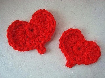 EASIEST CROCHET  HEART.