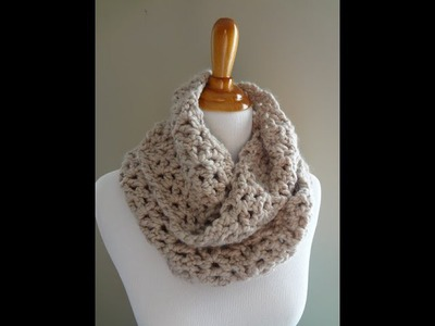 Episode 2: How to Crochet the Pavement Infinity Scarf