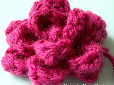 How to Crochet Roses: Advanced Beginner
