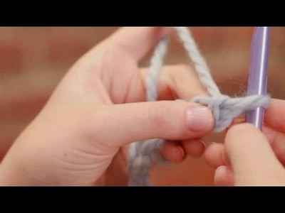 How to Do a Single Stitch | Crocheting