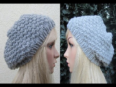 How to Knit a Hat Pattern #5 │by ThePatterfamily