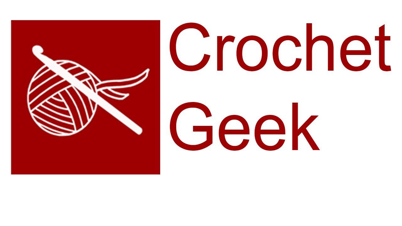How to Make a Crochet Leaf  - Variation 6 Crochet Geek