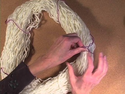How to Reclaim Yarn That has Been Knit