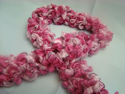 Knit for Breast Cancer Awareness - Tutorial