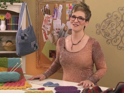 Learn a Variety of Knitting Stitch Patterns with Annie's Online Classes