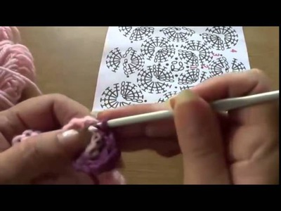 Learn Crochet Bavarian knitting  - DIY - How to