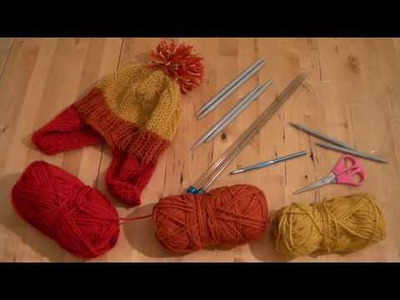 Learn to Knit: Jayne's Toque