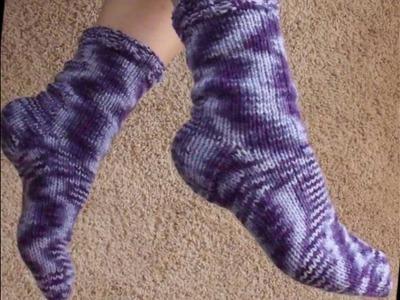 Learn to Knit Socks!