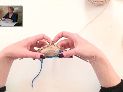 Learn to Knit Toe-Up Socks, Part 3