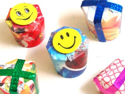 Make Cute Paper Cup Gift Boxes - DIY Crafts - Guidecentral