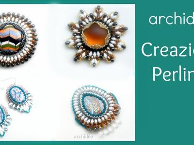 Peyote | Embroidery | Superduo | Twin Beads | Creazioni | DIY Beadworks