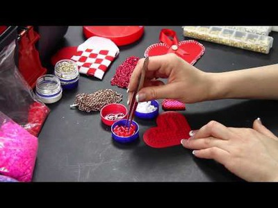 Portachiavi San ValentinoTutorial DIY ☆Pyssla ☆ Hama beads ☆ Valentines's day DIY ☆