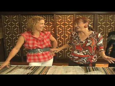Sandra Betzina · Placing A Pattern on Knit Fabric | Learn To Sew