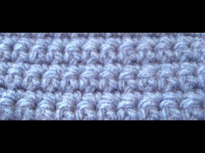 Single Crochet Stitch (sc) - How to Single Crochet