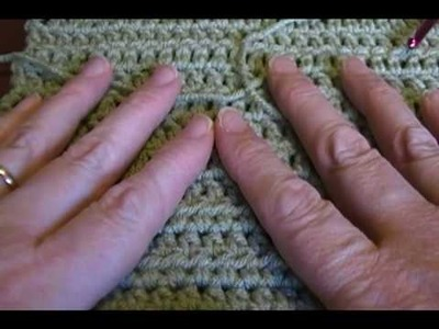 Back to Basics Crochet: Treble Crochet 2