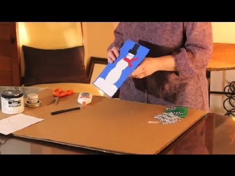 Crafts With Stick-On Wiggle Eyes : DIY Arts & Crafts