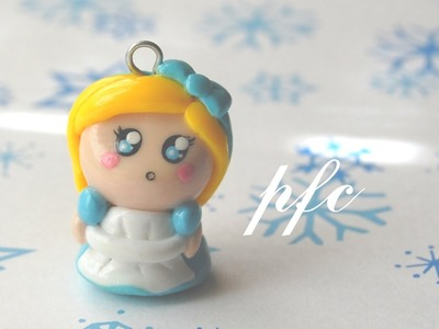 DIY Alice in Wonderland Chibi Polymer Clay Tutorial