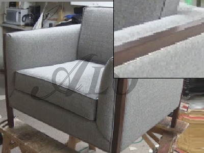 DIY: HOW TO UPHOLSTER A CHAIR - ALOWORLD