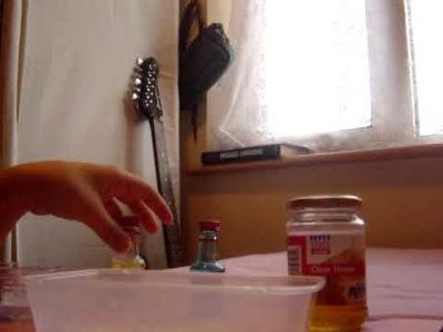 DIY: Make your own Sugar Scrub
