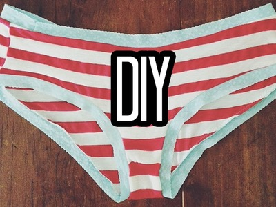 DIY Underwear | Get Sewing With Me #2
