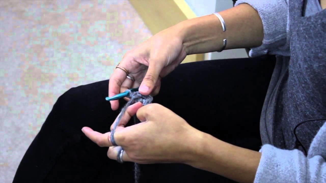 How to Crochet a Swirl : Crochet Projects