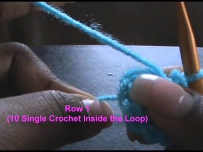 How to Crochet a Tam pt 1
