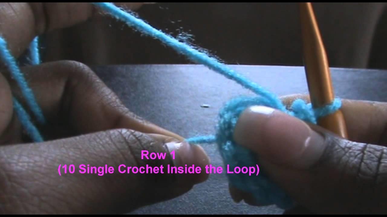 How to Crochet a Tam pt 1
