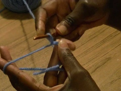 How To Crochet For Beginners. Chain Stitch. Viewer Request