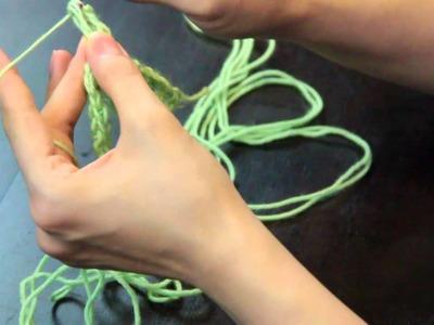 How to Crochet Pleats : Crochet Lessons