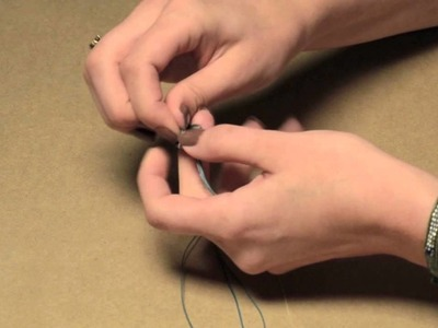 How to Make  Beaded Braid