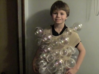 How to Make the Lady Gaga Bubble Dress - DIY