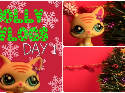 Jolly Vlogs!- DIY Christmas Decorations (Ep. 1)