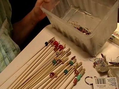 Nancy Today: Bobbin lace bobbin making 1 making bobbins Blen
