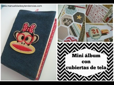 Scrapbooking: Cómo pegar parches termoadhesivos. Iron on patches