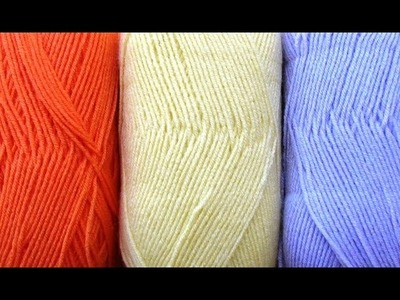 Types of Crochet Yarn and their Different Uses - Crochet Yarn