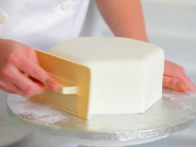 Y&YW how to: dirty ice your wedding cake