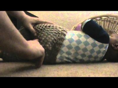 Crochet Baby Pants, Oops!