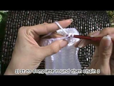 Crochet Fingerless Gloves #2