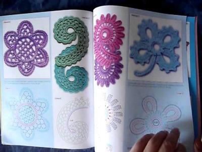 Crochet School For Beginners issue 94 from www.duplet-crochet.com