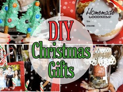 DIY CHRISTMAS GIFTS | Leah & Rayah