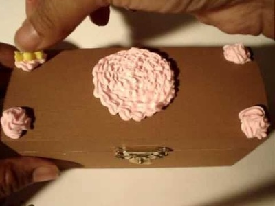 DIY Deco Den Kawaii How to Make A Deco Sweets Box