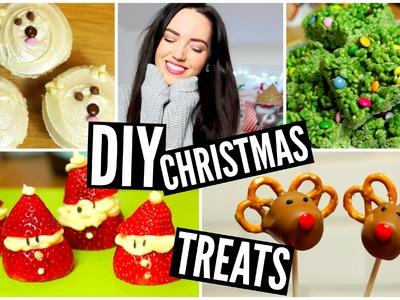 DIY Easy Christmas Treats | velvetgh0st ♡