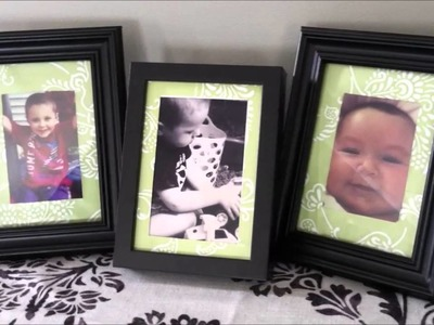 DIY home decor video