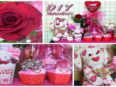 DIY VALENTINES DAY GIFTS - Boyfriend, Friends, or Family!!