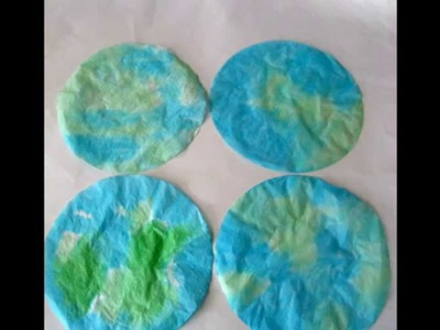 Easy DIY Earth day crafts for kids