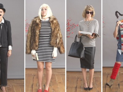Effortless DIY Costumes for a Last-Minute Halloween Look   Style Squad