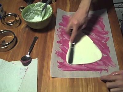 Episode 88 - Biscotti and a Mini Chocolate Showpiece - 1-29-12 - The Aubergine Chef
