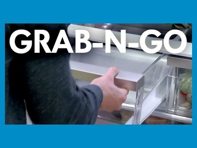 Grab N Go: How to Remove the Humidity Controlled Crisper