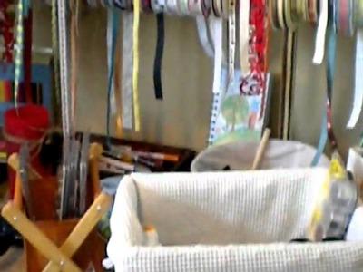 Heidi's scrapbook and sewing retreat