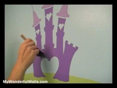 How to Create a Princess Girls Room